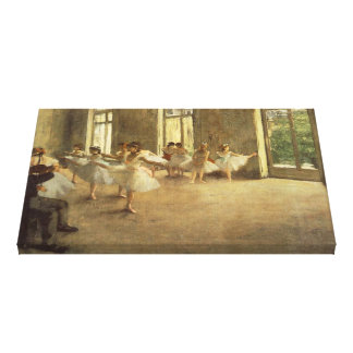 Edgar Degas Gallery Wrap Canvas