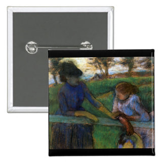 Edgar Degas - Conversation Pins