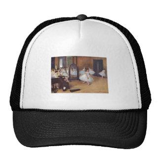 Edgar Degas - Dance Hall 1872 dancer ballerina oil Trucker Hat