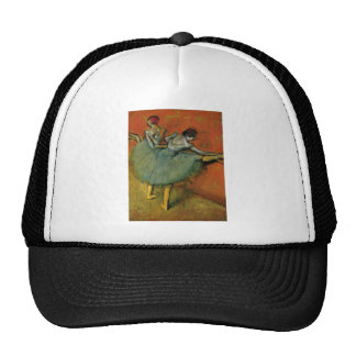 Edgar Degas - Dancer @ Barre 1888 ballerina ballet Trucker Hat