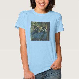 Edgar Degas - Dancer in Blue Ballet Ballerina Tutu T-Shirt
