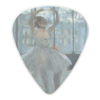 Edgar Degas | Dancer in Front of a Window Acetal Guitar Pick