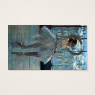 Edgar Degas | Dancer in Front of a Window Business Card
