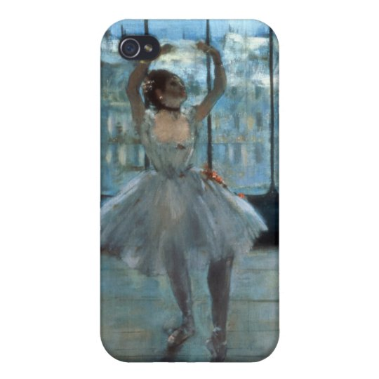 Edgar Degas   Dancer in Front of a Window Case For iPhone 4