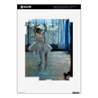 Edgar Degas   Dancer in Front of a Window iPad 3 Decals