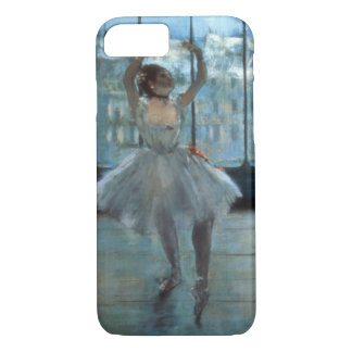 Edgar Degas | Dancer in Front of a Window iPhone 8/7 Case