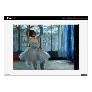 "Edgar Degas | Dancer in Front of a Window Skins For 15"" Laptops"