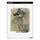 Edgar Degas - Dancer iPad 3 Decals