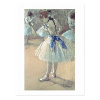 Edgar Degas | Dancer Postcard