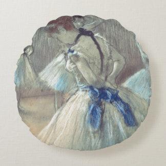 Edgar Degas | Dancer Round Pillow