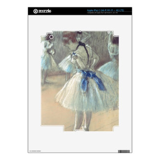 Edgar Degas   Dancer Skins For iPad 3