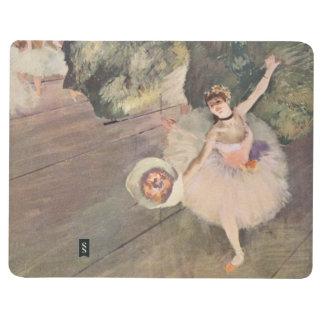 Edgar Degas   Dancer Takes a Bow Journal