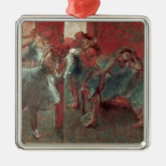 Edgar Degas | Dancers at Rehearsal, 1895-98 Metal Ornament