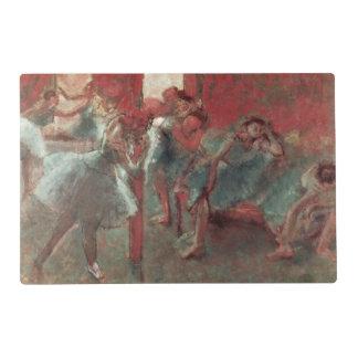 Edgar Degas | Dancers at Rehearsal, 1895-98 Placemat