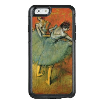 Edgar Degas | Dancers At The Bar Otterbox Iphone 6/6s Case by ballerinasbydegas at Zazzle