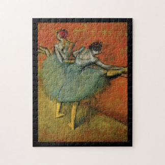 Edgar Degas | Dancers at the Bar Puzzle