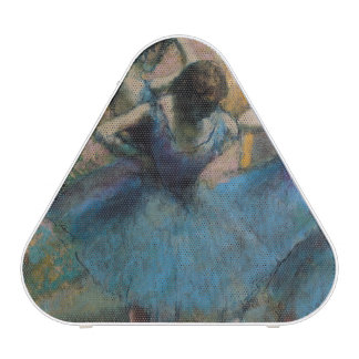 Edgar Degas | Dancers in blue, 1890 Bluetooth Speaker