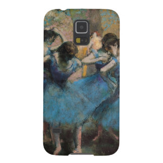 Edgar Degas | Dancers in blue, 1890 Case For Galaxy S5