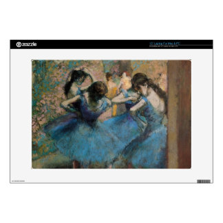 Edgar Degas | Dancers in blue, 1890 Decal For Laptop