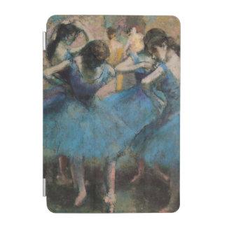 Edgar Degas | Dancers in blue, 1890 iPad Mini Cover