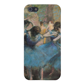 Edgar Degas | Dancers in blue, 1890 iPhone SE/5/5s Cover