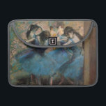"Edgar Degas | Dancers in blue, 1890 MacBook Pro Sleeve<br><div class=""desc"">Image XIR33179  Dancers in blue,  1890 (oil on canvas). Degas,  Edgar (1834-1917) oil on canvas. Musee d&#39;Orsay,  Paris,  France Giraudon.  1890</div>"