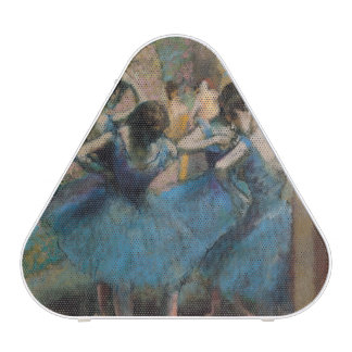 Edgar Degas | Dancers in blue, 1890 Speaker