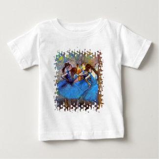 Edgar Degas - Dancers In Blue Baby T-Shirt