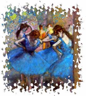 5c299bf18778 Degas Ballet Baby Tops   T-Shirts