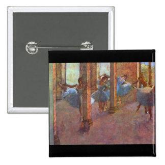 Edgar Degas - Dancers in the Foyer Pins