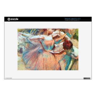 Edgar Degas - Dancers in the landscape Large Netbook Decals