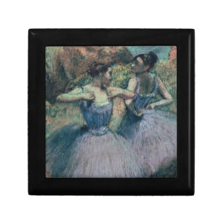 Edgar Degas | Dancers in Violet Gift Box