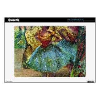 Edgar Degas - Dancers Acer Chromebook Decals