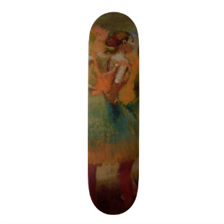 Edgar Degas   Dancers Wearing Green Skirts Skateboard Deck