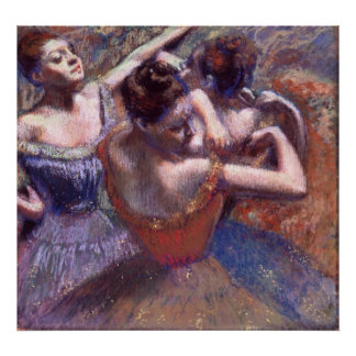 Edgar Degas Dancers XXL Posters for Sale