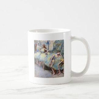 Edgar Degas Danseuses dans les coulisses Mugs