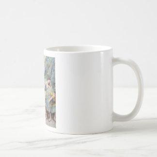 Edgar Degas Danseuses dans les coulisses Coffee Mugs