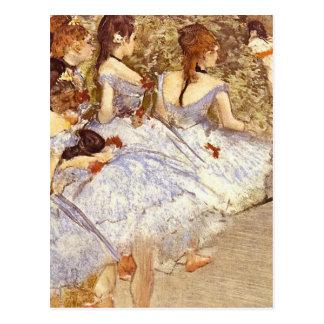 Edgar Degas - Danseuses Postcards