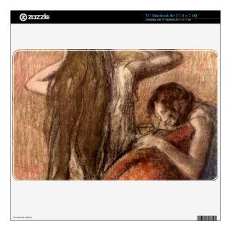 Edgar Degas - dos chicas Skins Para 27,9cm MacBook Air