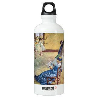 Edgar Degas - During the dance lessons Madame Card SIGG Traveler 0.6L Water Bottle