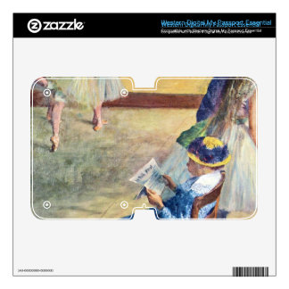 Edgar Degas - During the dance lessons Madame Card WD My Passport Skin