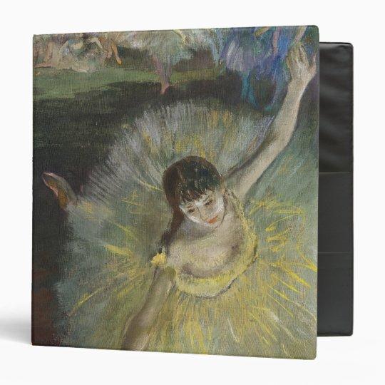 Edgar Degas | End of an Arabesque, 1877 Binder