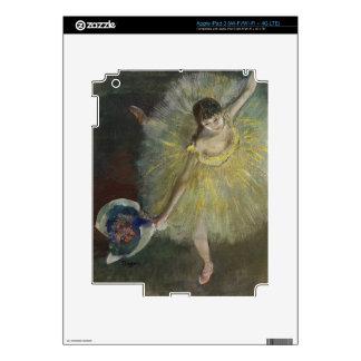 Edgar Degas   End of an Arabesque, 1877 iPad 3 Skin