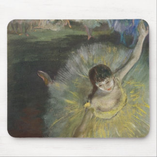 Edgar Degas | End of an Arabesque, 1877 Mouse Pad