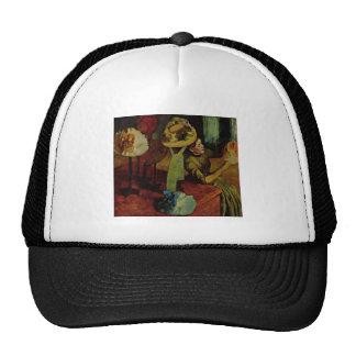 Edgar Degas - Fashion Product 1885 Woman Hat