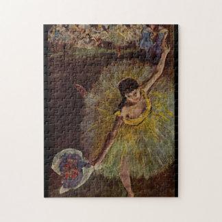 Edgar Degas   Fin d'Arabesque Puzzle