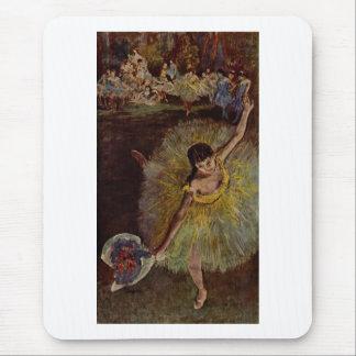 Edgar Degas - final del Arabesque 1877 Mousepad
