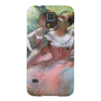 Edgar Degas | Four ballerinas on the stage Galaxy S5 Cover