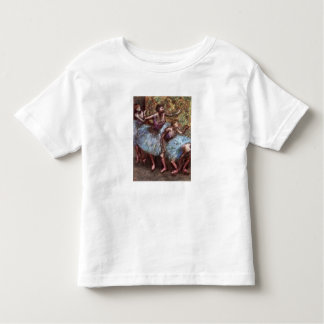Edgar Degas - Four dancers behind the scenes Toddler T-shirt