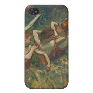 Edgar Degas | Four Seasons in the One Head, c.1590 iPhone 4 Covers